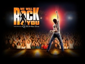 we will rock
